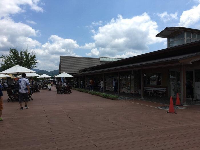 道の駅 おおとう桜街道